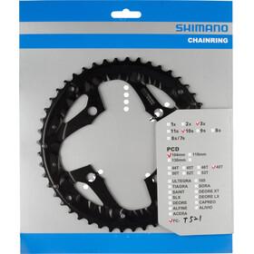 Shimano Trekking FC-T521 Chainring 10-speed black